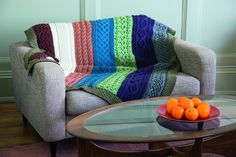 Knitting pattern from Afghan Knits by Martin Storey, McA direct