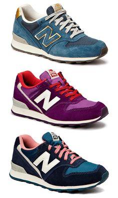 new styles a5ace 81687 New Balance (Light Blue Gold) (Purple Pink) (Navy Pink)