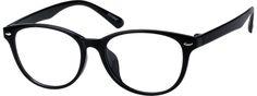 BlackWayfarer Eyeglasses208221