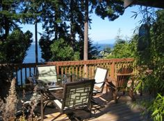 Coupeville Vacation Rental - VRBO 195824 - 3 BR Whidbey Island House in WA, 'the Happy House' Whidbey Island - Highbank Waterfront & Views