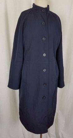 Ruhua Womens Comfy Windbreak Roll-sleeve Plus Size Overcoat Trench Coat