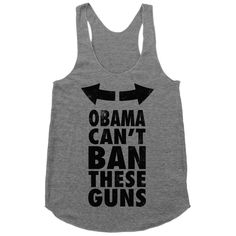 Obama Can't Ban These Guns | Activate Apparel | Workout Gear & Accessories