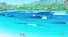 American Wave Machines Surf Park | Technology Updates