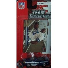 Dallas Cowboys NFL Diecast 2003 Ford Mustang with Roy Williams Fleer Ultra Trading Card by NFL   $12.79