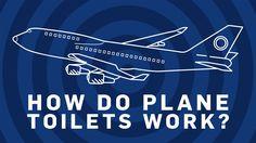 Crewiser.com: How Do Plane Toilets Work? - Brit Lab