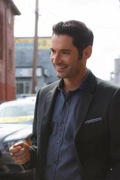 Happy birthday, Tom Ellis. Live it up today and fulfill all your greatest desires.  [originally posted on Facebook]