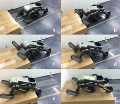 Improvement of step-climbing capability of a new mobile robot RHyMo via kineto-static analysis Angular Acceleration, Mobile Robot, Cool Robots, New Mobile, Fig, Ficus, Figs