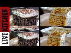 Σοκ!!!2 Λαχταριστές Πάστες που μοιράζουν εγκεφαλικά!!Τρομερά δροσερά γλυκά! 2 Amazing desserts - YouTube