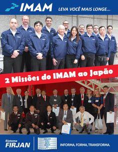 """As duas Missões Empresariais para estudo do Modelo Japonês de Qualidade e Produtividade ocorreram em Outubro de 2014. A primeira contou com doze profissionais de médias e grandes empresas do Brasil, que tiveram oportunidade de vivenciar """"In-Loco"""", as melhores práticas na gestão organizacional, em mais de dez companhias."""