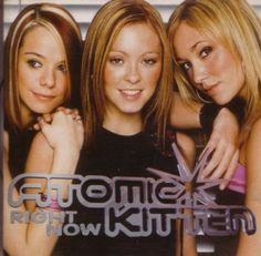 Atomic Kitten Concert Cape Town - wayyyy back