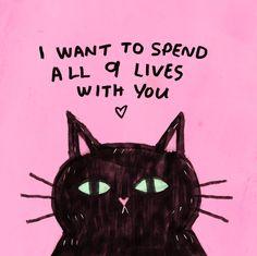 Cat illustration//<3//