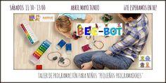 No te pierdas curso para pequeños programadores #programación cc @sioep #beebot