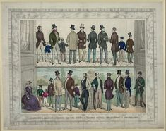 Shankland's American fashions for the spring & summer of 1851 | Library of Congress