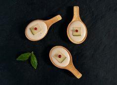 Cucharita de mayonesa de pera para #Mycook http://www.mycook.es/cocina/receta/cucharita-de-mayonesa-de-pera