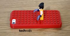 SmallWorks Lego Brick Case for iPhone 5S Review
