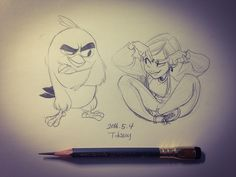 """tokssoy: """" Finished my last shot of angly birds! Angry Birds, Homemade Face Paints, Rainbow Face, Walt Disney Animation Studios, One Stroke Painting, Disney Shows, Face Painting Designs, Art Poses, Chibi"""
