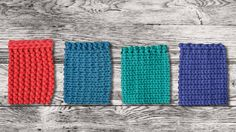 Latest absolutely free crochet patterns for beginners mittens ideas crochet habits are complete in most years. Recently, it has really turned into a pa # Beginner knitting projects Knitting Basics, Easy Knitting Projects, Knitting Blogs, Knitting For Beginners, Loom Knitting, Knitting Needles, Free Knitting, Free Crochet, Knitting Patterns