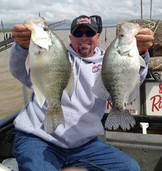 Karl Kalonka (Extreme Angler TV) is Road Trippin` to Crappie Heaven! http://www.worldfishingnetwork.com/users/karl-kalonka/blog/road-trippin-to-crappie-heaven-233675.aspx