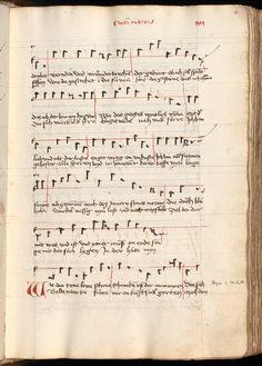 Kolmarer Liederhandschrift Rheinfranken (Speyer?), um 1460 Cgm 4997  Folio 49