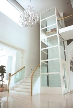 Residential Elevator Design Ideas, Pictures, Remodel and Decor