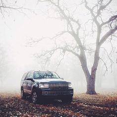 The Sterling 2014 #Navigator on a road trip through the foggy American Northwest.