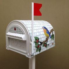 Caixa de Correio - Pássaro
