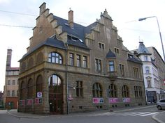 Historic building od Prosecutor's Office