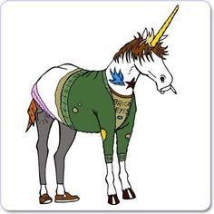 punk unicorn   Punk Unicorn