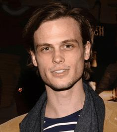 Matthew Grey Gubler, would love to have Dr. Reid's mind!!!!