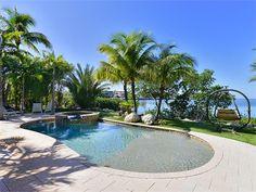 Частный односемейный дом for sales at Bayfront Oasis 116 Gulfside Drive Islamorada, Флорида 33036 Соединенные Штаты