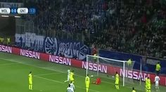 Wolfsburg vs Gent 1-0 all goals Champions League