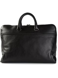 BOTTEGA VENETA Intrecciato Detail Briefcase. #bottegaveneta #bags #leather #hand bags