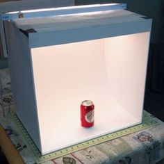 Photos – DIY Light Box How to Make a Light Box for Photos good for taking pictures for Etsy storeHow to Make a Light Box for Photos good for taking pictures for Etsy store Photography Tutorials, Photography Tips, Product Photography, Light Photography, Photo Light Box, Diy Light Box, Digital Foto, Licht Box, Pretty Backgrounds