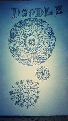 So i attempted doodling.