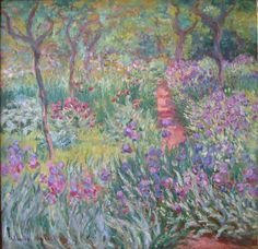 monet colors and patterns - Google Search