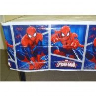 1082 - Spiderman Tableclover Spiderman Ultimate Tablecover, Plastic Metres long x Metres wide) - Each Birthday Party Tables, Birthday Party Decorations, Boy Birthday, Party Themes, Party Ideas, Spiderman Party Supplies, Superhero Party, Online Party Supplies, Balloons