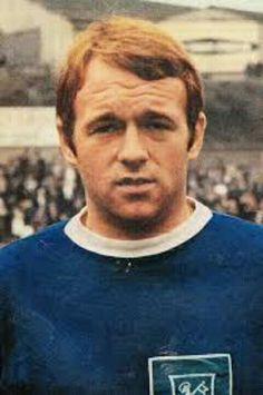 Archie Gemmill of Preston North End in 1968.