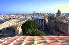 Metropol Parasol in #Sevilla, #Spain