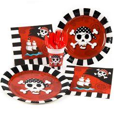 Thèmes d'anniversaire Pirate terreur - Annikids Pirate Party, Kids Rugs, Design, Decor, Pirate Birthday, Dekoration, Decoration, Dekorasyon, Home Improvements