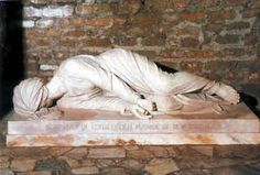 St Cecilia, Roman martyr, by Stefano Maderno (Source: http://francismarotti.blogspot.fr/2009_03_01_archive.html) [StCecilia.jpg]