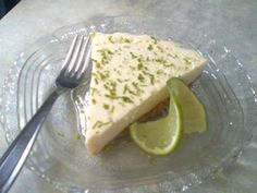 Gy Farias: Torta de Limão Prática