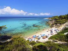 Abenteuer am griechischen Traumstrand mit Fly & Drive: 8 Tage Chalkidiki im Beach Hotel mit Halbpension + Flug und eigenem Mietwagen ab 399 € - Urlaubsheld | Dein Urlaubsportal