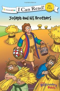 Joseph and His Brothers (I Can Read! / The Beginner's Bible) by Mission City Press  Inc. http://www.amazon.com/dp/0310717310/ref=cm_sw_r_pi_dp_-Opuwb1TKHQR7