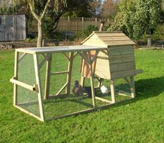 Annie's Chicken Ark | Chicken Houses | Poultry Supplies | Chicken Coop http://www.poultrysupplies.org