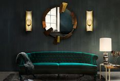 Brass Trend Alert! Home Decor Novelties at ICFF 2014 | Best Design Events | Latest Design News, Upcoming Design Events