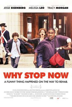 Why Stop Now? 27x40 Movie Poster (2012)