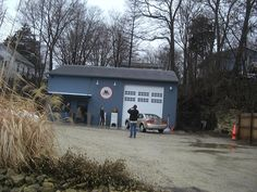 American Pickers Shop in LeClaire, IA