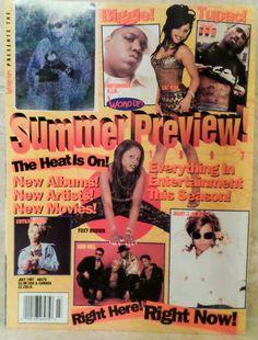 Word Up Magazine, July 1997