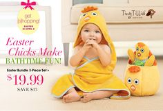 Avon's new children's line.  I am so impressed!
