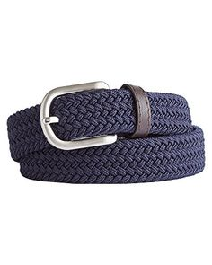 Cotton Traders Womens Ladies Elasticated Belt Polyester Accessory